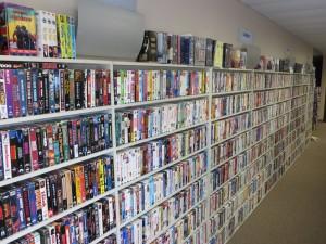 VHS Wall