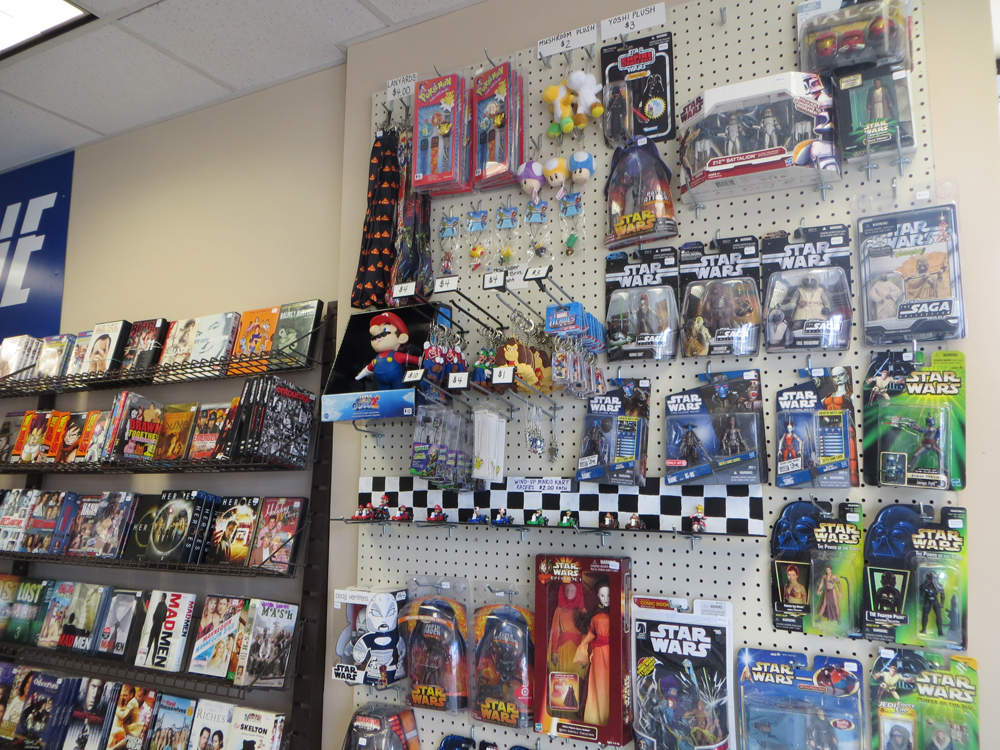 Collectibles and Action Figures